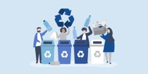 korean in america usa trash recycling